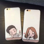 Case iPhone 5/5s | 6/6s | 6Plus/6sPlus กัปตันยู+หมอคัง (ver.1-2)
