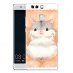 เคส Huawei P9 Plus พลาสติก TPU ลายการ์ตูนหนูแฮมเตอร์แสนน่ารัก ราคาถูก