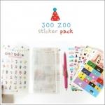 JOOZOO Sticker Pack