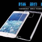 Case Samsung Galaxy Note Edge ซิลิโคน TPU แบบใสบางเฉียบโชว์ตัวเครื่องได้เต็มที่ Super Slim ราคาถูก ราคาส่ง