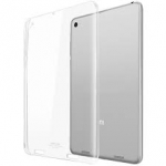 TPU Tablet PC Case Caver For Xiaomi Mi pad2 - แบบใสสีขาว