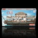 โปสการ์ด EXO 2017