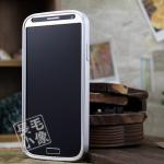 case S4 เคส Samsung Galaxy S4 i9500 ขอบเคส Bumper Zomgo อลูมิเนียมน้ำหนักเบา บางๆ แยกประกอบ 2 ชิ้นแบบสไลด์ ด้านในมีวัสดุกันรอย สวยๆ Zomgo 100% genuine original, Hong Kong Design Aluminum alloy, sliding design, no screws, simple