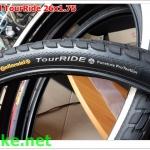ยางนอกขอบลวด Continental TourRide 26x1.75