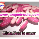 กลูต้าหน้าเด็กจาก สเปน Sete te amor 50,000 mg (กลูต้า (เซตซ เต อามอ )