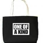 กระเป๋าผ้า BIGBANG ONE OF A KING (สีดำ)