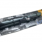 สูบพกพา Giyo GM-71A ยืดหัวได้ มีเกย์วัด แรงดันสูง 140psi ด้ามมิเนียม