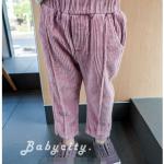 กางเกง สีชมพู แพ็ค 6ชุด ไซส์ 80cm-90cm-90cm-100cm-100cm-110cm