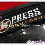 ซองใส่บัตร PRESS นักข่าวสื่อมวลชน