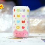 TPU Cartoon case for Huawei Ascend Y600