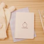 Molang Diary (Cream)