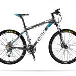 เสือภูเขา TRINX X4 ล้อ 26 นิ้ว เกียร์ 27 สปีด ดิสน้ำมัน(HDC) ราคาโปรโมชั่น 2015