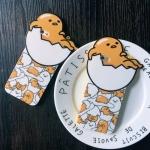 เคส iPhone 6 / 6s (4.7 นิ้ว) พลาสติก TPU 3 มิติ ไข่ขี้เกียจกูเดทามะ น่ารักมาก ราคาถูก