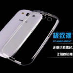 Case Samsung Galaxy S3 ซิลิโคน TPU แบบใสบางเฉียบโชว์ตัวเครื่องได้เต็มที่ Super Slim ราคาถูก ราคาส่ง