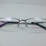 กรอบแว่นตา Porsche P9168 กรอบเงิน 54-17-145
