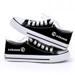 รองเท้าผ้าใบ GD BIGBANG สีดำ