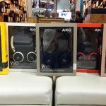 หูฟัง AKG Y30 Onear (K420 New Version) พับได้ แบบมีไมค์ ตำนานแห่งออนเอียร์รุ่นใหม่ เสียงระดับพรีเมี่ยม ราคาประหยัด