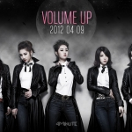 4MINUTE - [VOLUME UP](2DVD+12p Post Cards)