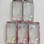 เคส iPhone 5 / 5s รุ่น เคสนิ่ม TPU ลายดอกไม้