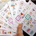 7321 Lovely Stamp Set Ver.2