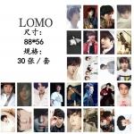 ชุดรูป LOMO CNBLUE (30รูป)