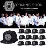 หมวก EXO OVERDOSE LOGO สีดำ (ระบุชื่อ)