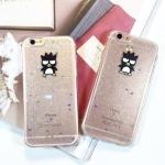 Case iPhone 6s / iPhone 6 (4.7 นิ้ว) ซิลิโคน TPU ประดับกากเพชรลายการ์ตูน ราคาถูก