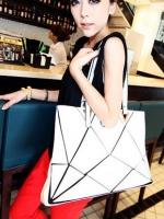 กระเป๋าแฟชั่น Maomaobag - 029 สีขาว (FREE จัดส่ง)