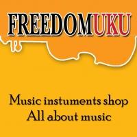 ร้านFreeDomUku Music Chiang Mai