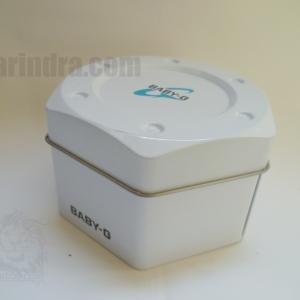 ขายกล่อง Baby g เบบี้จี กล่องคาสิโอ เบบี้จี แบบกล่องเหล็กสำหรับใส่ เบบี้จี หรือ Casio ได้ทุกชนิด