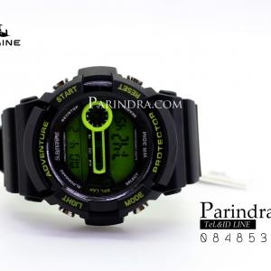 นาฬิกา US submarine TP1301M สีดำ พื้นหลังเขียว