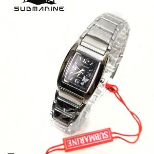 นาฬิกา U.S. submarine รุ่น J042L หน้าปัดดำ