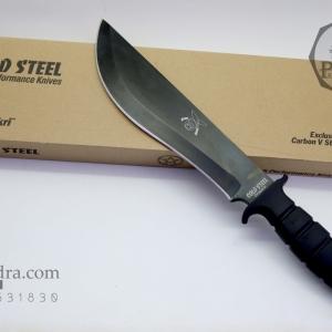 มีดใบตาย COLD STEEL Conqueror LTC Kukri ขนาด 14 นิ้วครึ่ง Full Tang (OEM) A+ ใบมีดสีดำ