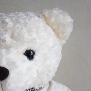 ตุ๊กตาหมี My Love ขนาด 60 เซน สีขาวครีม