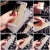 Case iPhone SE / 5s / 5 ประดับเพชรคริสตัลมุก