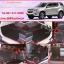 พรมปูพื้นรถยนต์เข้ารูปราคาถูก Chevrolet Trailblazer ลายกระดุมสีดำขอบแดง thumbnail 1