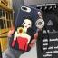 เคสนิ่มลายผู้หญิง 3Dห้อยพู่แต่งเพชร ไอโฟน74.7 นิ้ว(ใช้ภาพรุ่นอื่นแทน) thumbnail 2