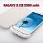 Battery Case for Galaxy S3 I9300 3200 mAh thumbnail 1