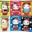 [พร้อมส่ง] เฮลโหลคิตตี้คอลเลกชั่นสะสม Celebration Set Bubbly World Series of Hello Kitty's 40th anniversary เซ็ต 6 ชิ้น ส่งฟรี EMS thumbnail 1