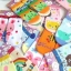 SKMB Best Matching Socks ถุงเท้าเด็กเล็ก มีปุ่มกันลื่น Size 9-15 ซม. ดูแบบด้านในเลยจ้า thumbnail 8