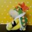 Junior Bowser Jr. Super Mario ตุ๊กตาซุปเปอร์มาริโอ thumbnail 3