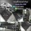 ขายพรมปูพื้นรถเข้ารูป honda brio ไวนิลสีดำขอบดำ thumbnail 1