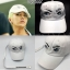 หมวกแฟชั่นเกาหลี หมวกเบสบอล GD BIGBANG สีขาว thumbnail 1