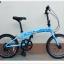 จักรยานพับได้ JCT FB701 เฟรมอลู 7 สปีด ล้อ 20 นิ้ว thumbnail 14