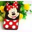 เคส iPhone 4/4s ซิลิโคน 3D มินนี่+มิกกี้เม้าส์ thumbnail 5