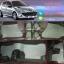 ยางปูพื้นรถยนต์เข้ารูป Peugoet 206 กระดุมสีเทาขอบเทา thumbnail 1