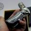 ไฟแช็คแก๊สความร้อนสูง 1300 องศา JOBON 4 หัวไฟ เร่งความร้อนได้รวดเร็ว สีดำ พร้อมกล่อง thumbnail 8
