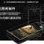 สำหรับ ASUS ZENFONE 2 (ZE551ML / ZE550ML) 5.5 นิ้ว ฟิล์มกระจกนิรภัยป้องกันหน้าจอ 9H Tempered Glass 2.5D (ขอบโค้งมน) HD Anti-fingerprint thumbnail 4