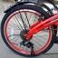จักรยานพับได้ เฟรมเหล็ก SEEFAR รุ่น SPEED 7สปีด ชิมาโน่ 2015 thumbnail 6