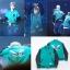 เสื้อเบสบอล เสื้อคลุม #BTS Baseball Jumper Coat ARMY.ZIP+ Varsity Jacket (แฟนเมด) thumbnail 2